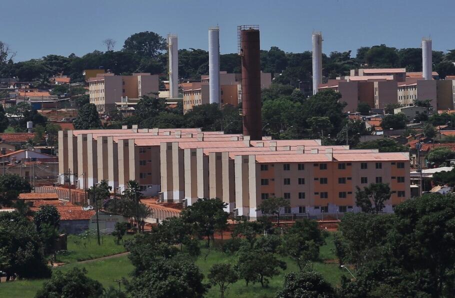 Governo abre inscrições para 1.455 moradias em Goiânia