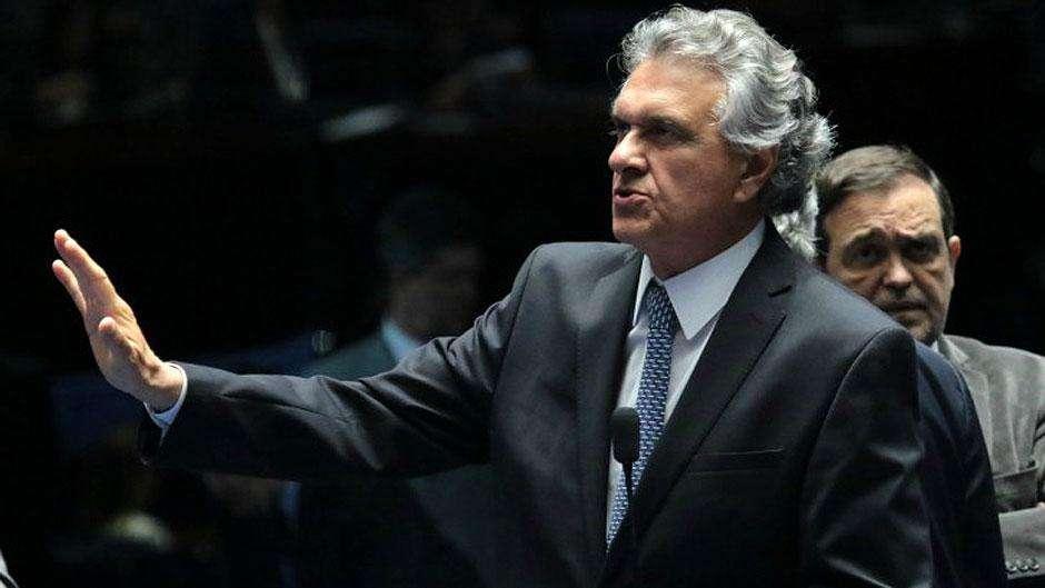 Caiado quer recursos do horário eleitoral gratuito para bancar campanhas
