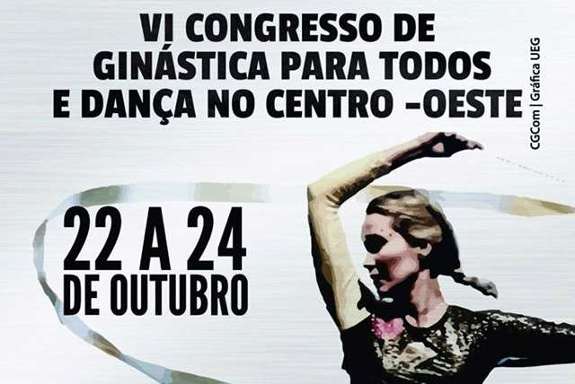 Goiânia sedia Congresso de Ginástica e Dança do Centro-Oeste