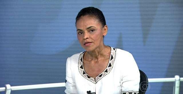 Marina: Não tínhamos informações sobre ilegalidade