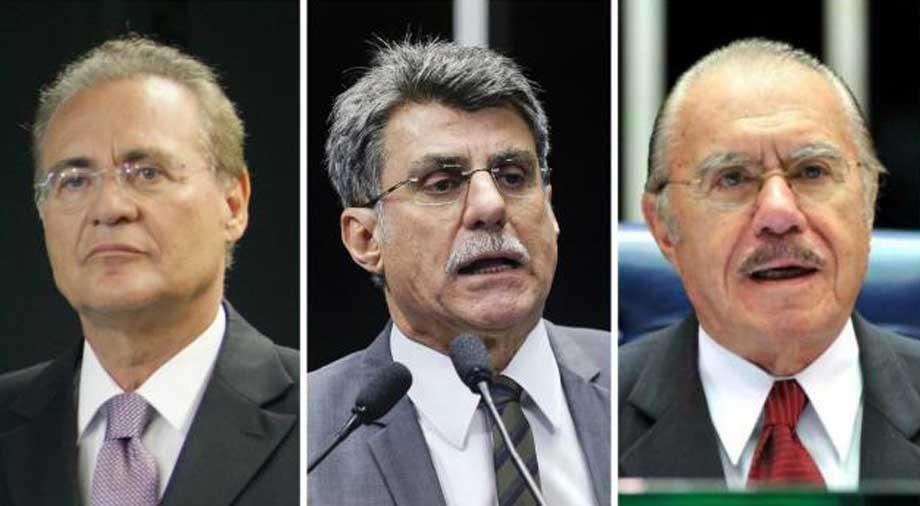Rodrigo Janot pede prisão de Renan, Sarney e Jucá por tentarem barrar Lava-Jato, diz jornal