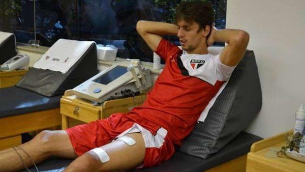 Rodrigo Caio lamenta lesão, mas diz que voltará 'melhor' no São Paulo