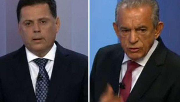 Pesquisa Veritá/TV Record Goiás: Marconi tem 45,7% das intenções  e 53,7% dos votos válidos