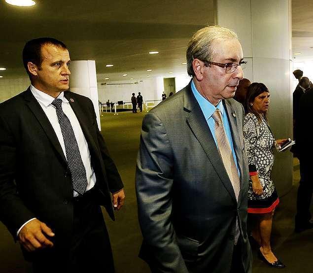 Conselho de Ética da Câmara instaura processo de cassação de Cunha