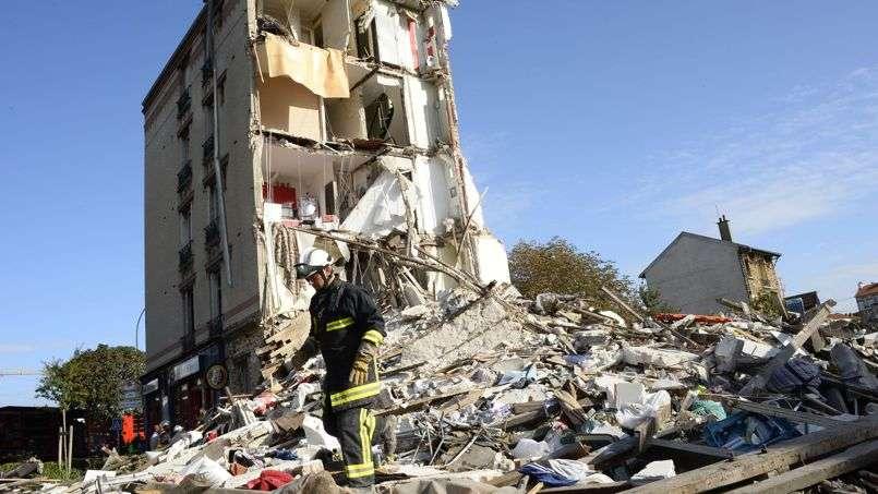 Explosão de prédio na França deixa criança morta e 12 pessoas desaparecidas