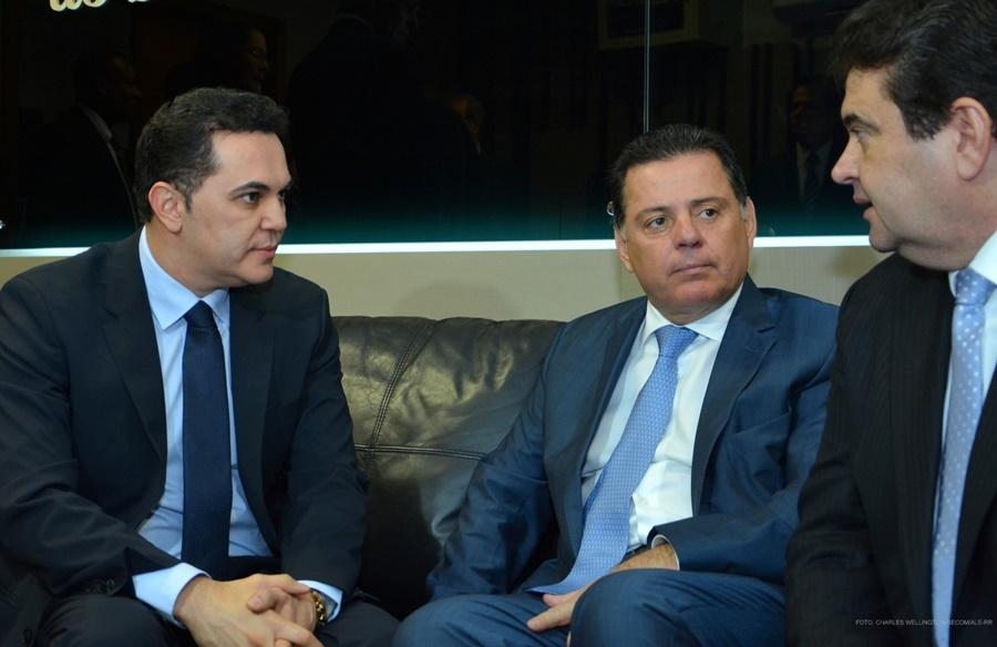 Em Boa Vista, Marconi propõe estreitamento de relações entre Goiás e Roraima