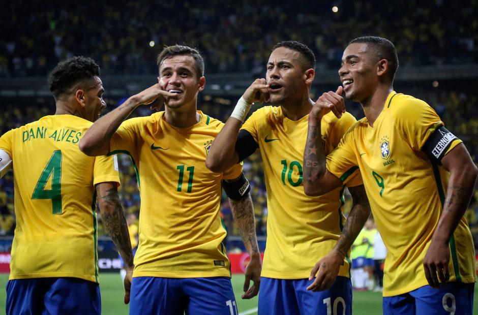 Brasil passa Alemanha no ranking da Fifa, que mudará sistema para formular lista