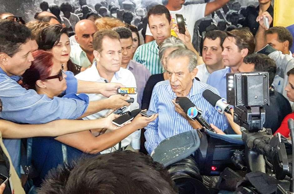 Major Araújo é confirmado como vice de Iris Rezende