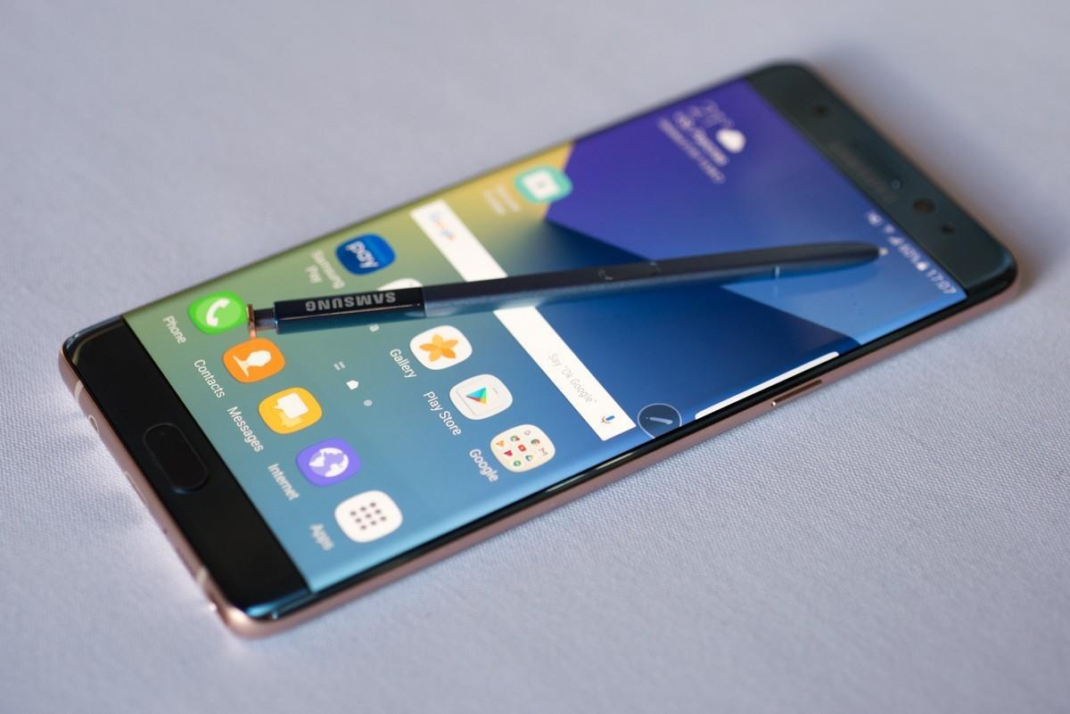 Galaxy Note 7 é proibido em voos nos EUA e na Austrália