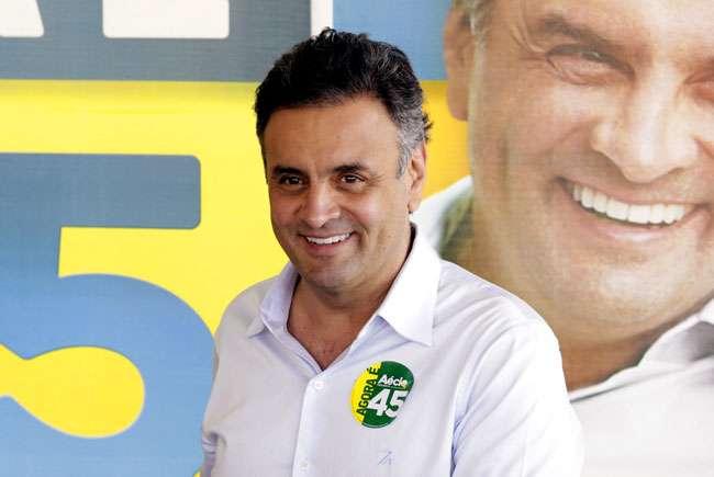 Aécio tem 26%, Lula, 20% e Marina, 19%, diz pesquisa Datafolha