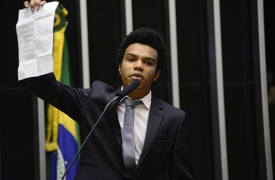 Vereador de SP Fernando Holiday quer revogar o Dia da Consciência Negra