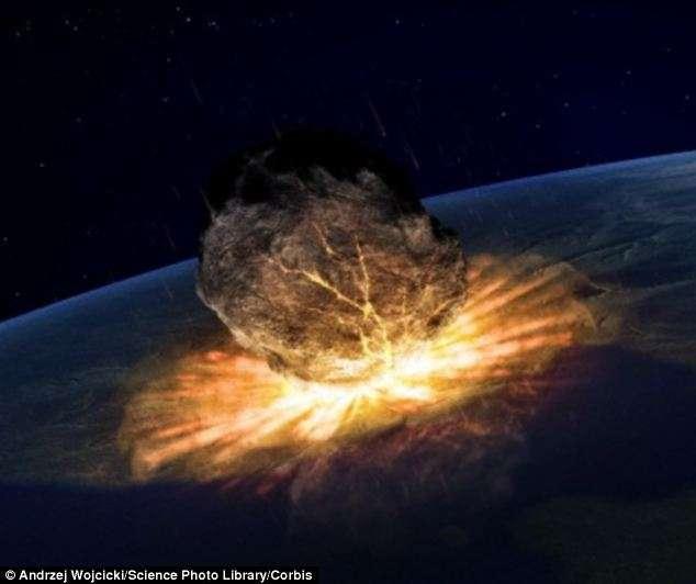 Asteroide com força nunca antes vista pode atingir a Terra