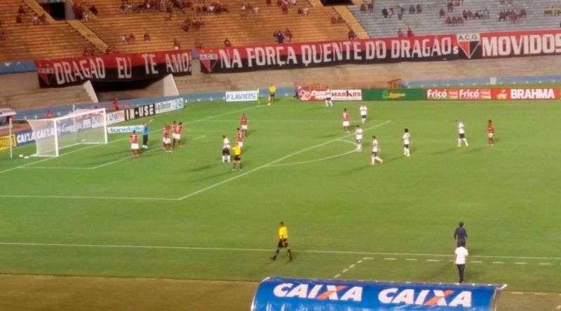 Atlético-GO vence mais uma no Goiano; Goiás é surpreendido e perde