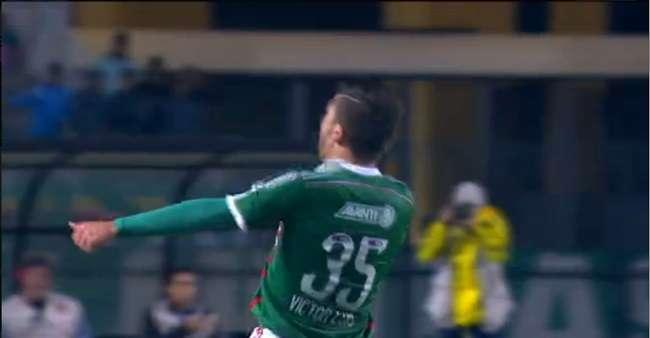 Palmeiras reage e empata com o Flamengo por 2 a 2