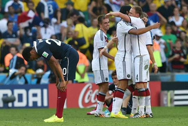Alemanha elimina a França e vai à 4ª semifinal seguida