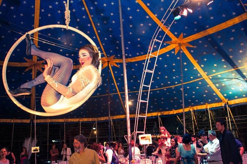 Começa o 10º Encontro Goiano de Malabares e Circo