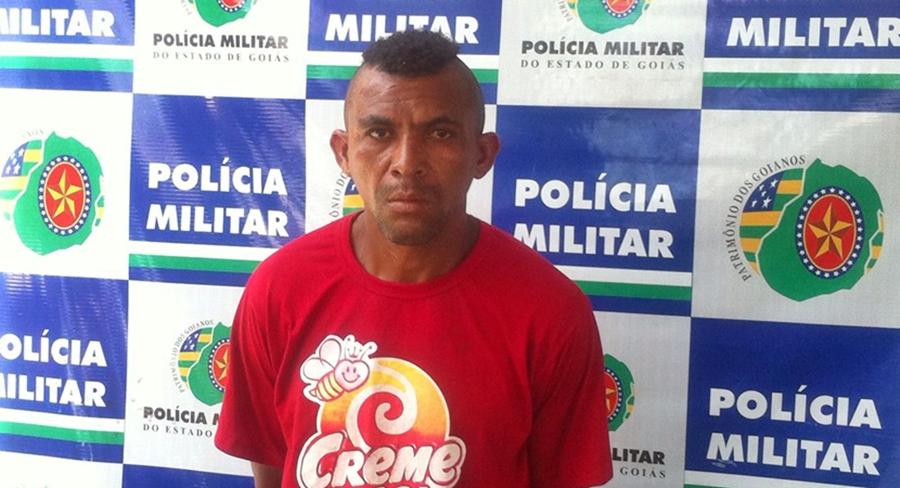Homem é preso após matar morador de rua a predradas no Setor Coimbra