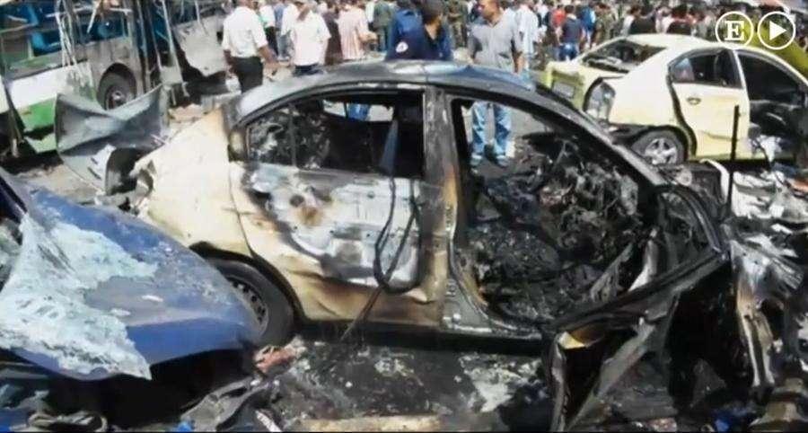 Séries de atentados na Síria deixam 145 mortos