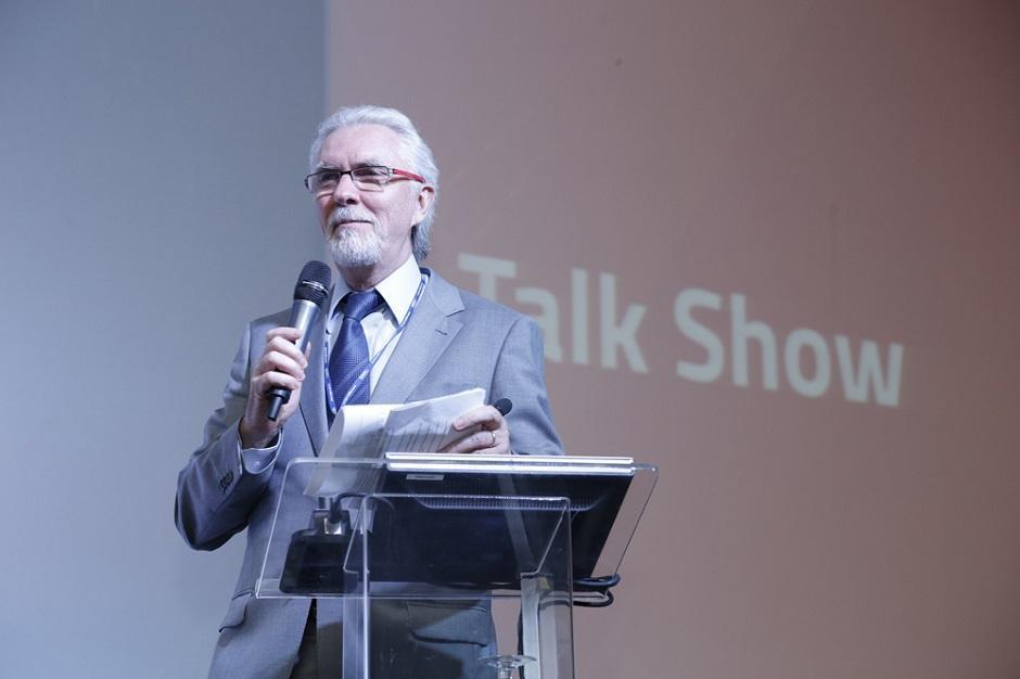 """Professor Eugênio Mussak faz palestra """"Empatia, construindo relações que se perpetuam"""""""