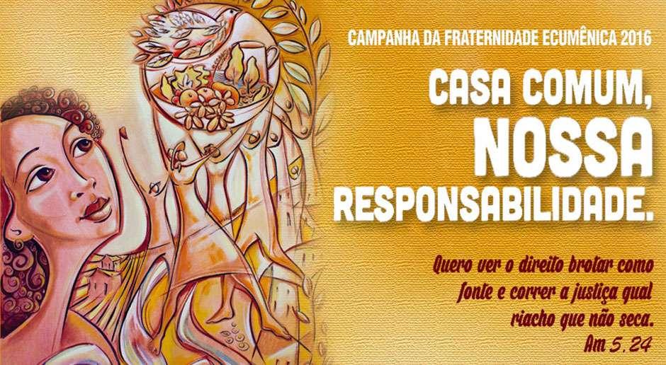 Com foco no saneamento e na saúde, CNBB lança hoje campanha da fraternidade 2016