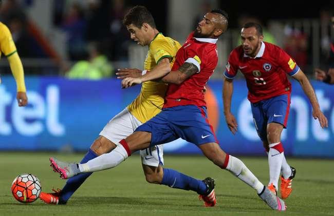Seleção não resiste ao Chile e perde a primeira estreia em Eliminatórias