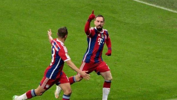 Bayern ganha outra e mantém vantagem folgada na ponta