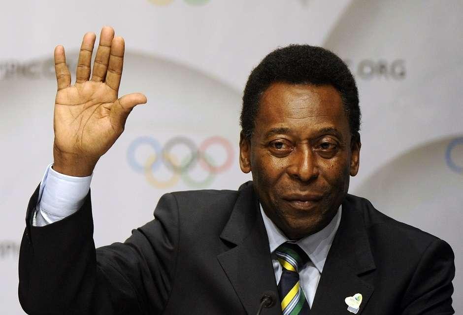 Pelé processa Samsung em US$ 30 milhões