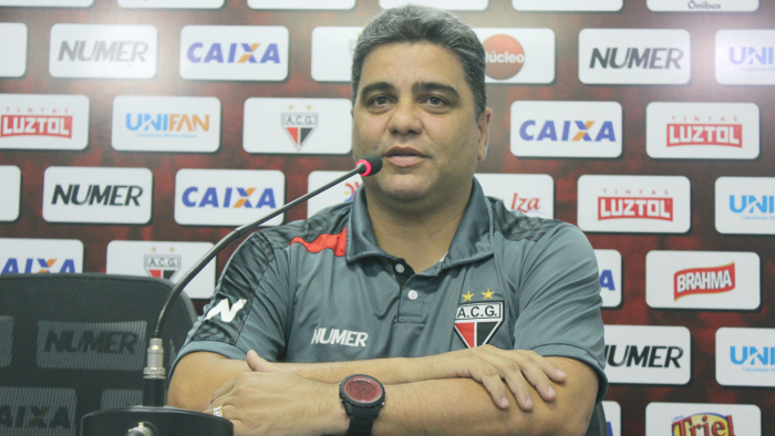 Treinador do Atlético Clube Goianiense está desaparecido