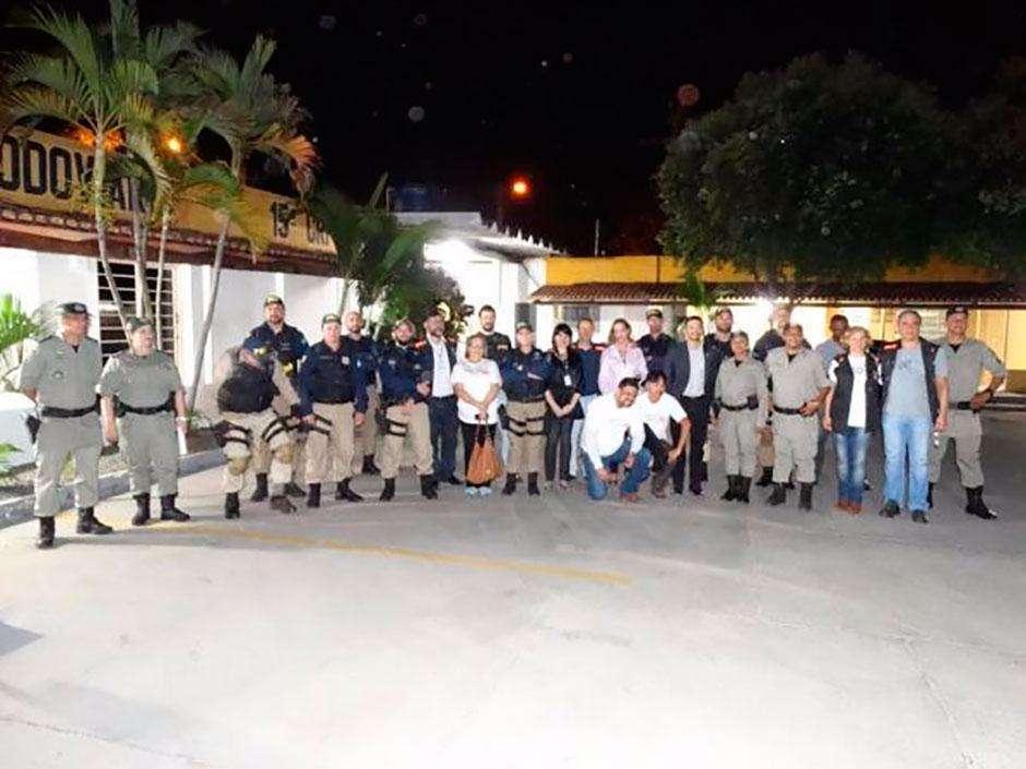Operação flagra 45 crianças e adolescentes trabalhando na festa do Divino, em Trindade