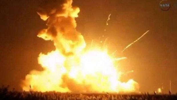 Foguete da Nasa explode seis segundos após lançamento; veja o vídeo