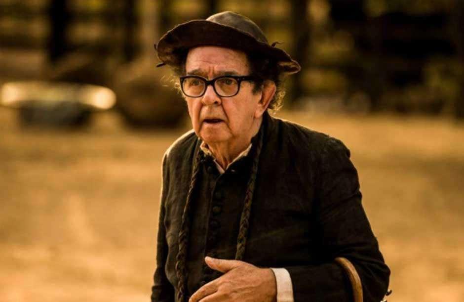 Umberto Magnani sofre AVC durante gravação de 'Velho Chico' e é internado