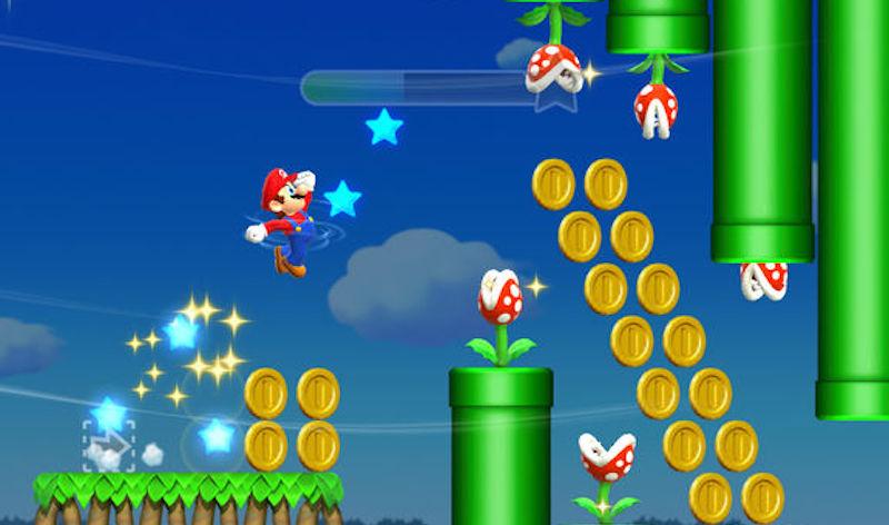 Super Mario Run já rendeu US$ 30 milhões