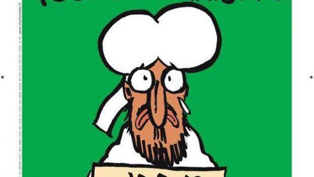 Divulgada charge da próxima capa da Charlie Hebdo