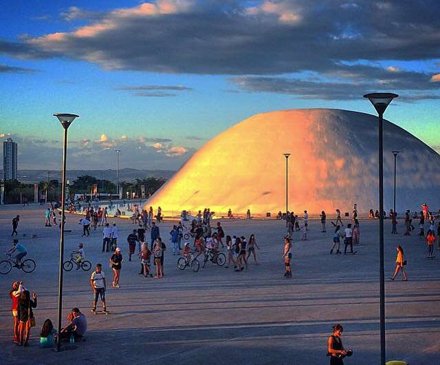 Oscar Niemeyer é uma opção de lazer e entretenimento em Goiânia