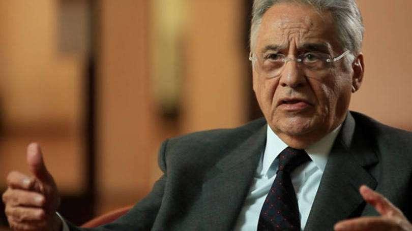 Revogação do Estatuto do Desarmamento é escândalo, diz FHC