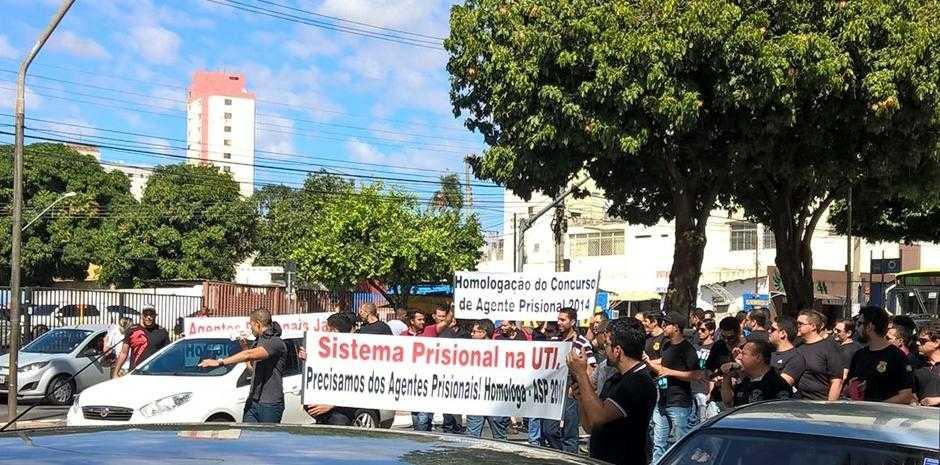 Juíza determina a suspensão de processo para contratação de agentes prisionais temporários