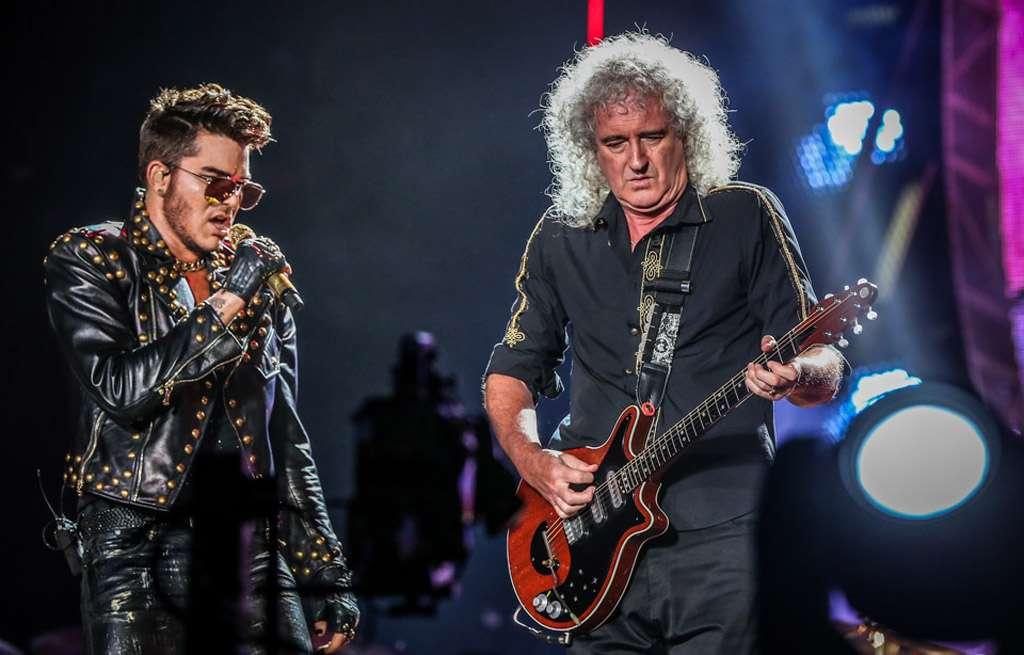 Queen volta ao Rock in Rio 30 anos depois com homenagem a Freddie Mercury