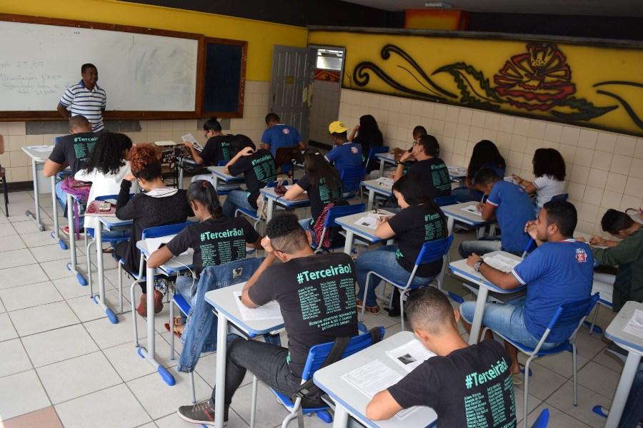 INEP divulga balanço do primeiro dia de prova do Enem
