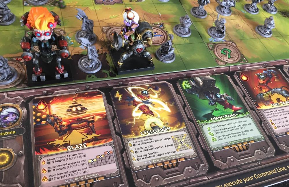 Criadores de League of Legends lançam jogo de tabuleiro