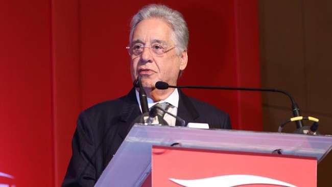FHC ironiza PT sobre decisão de não aceitar doações privadas