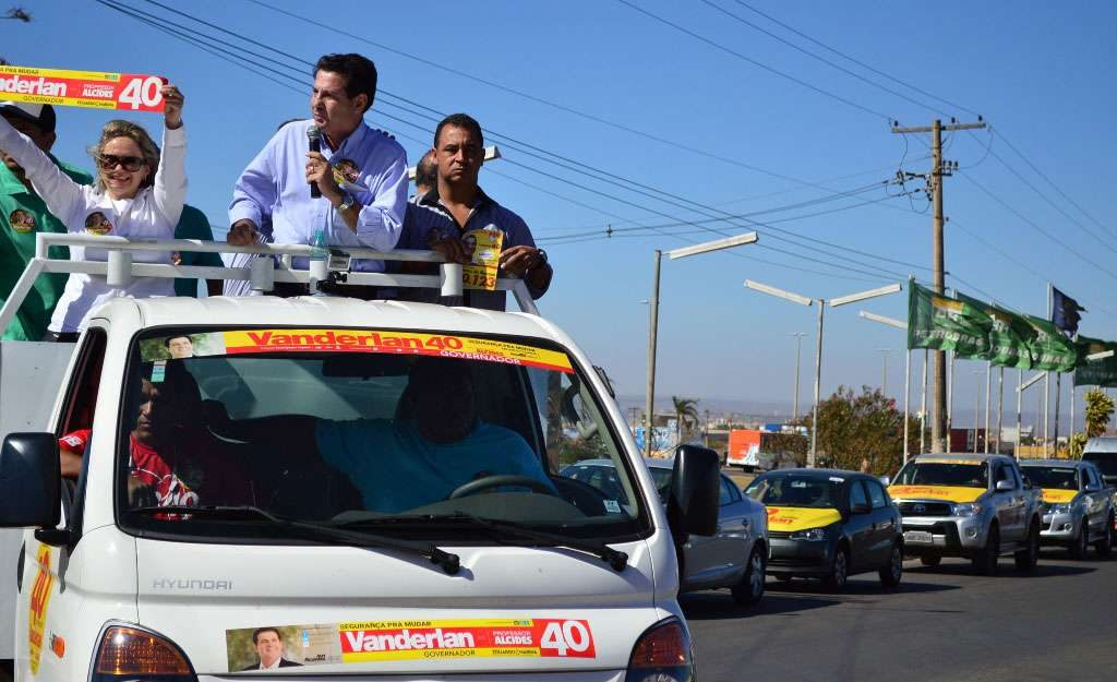 """Vanderlan: """"Estão há 32 anos discutindo o que Goiás perdeu"""""""