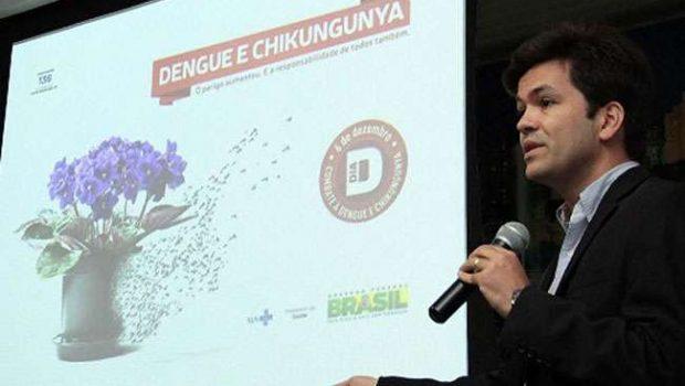 Prefeitura de Goiânia lança campanha contra dengue e chikungunya