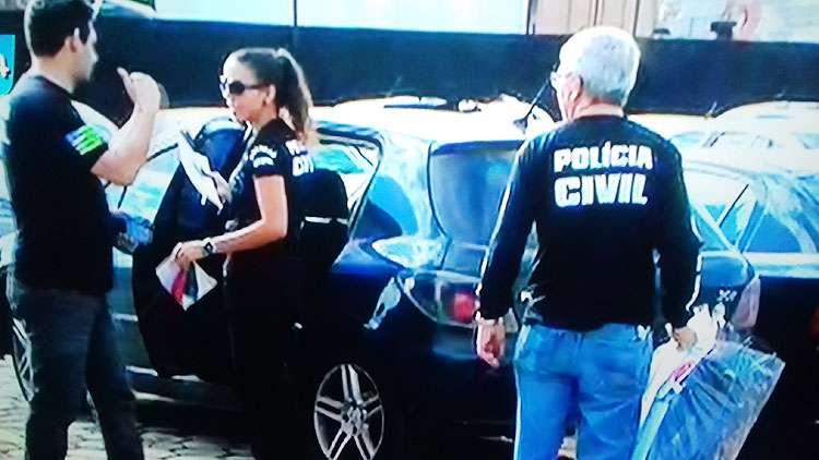Polícia realiza operação para combater crimes dentro do SindiGoiânia