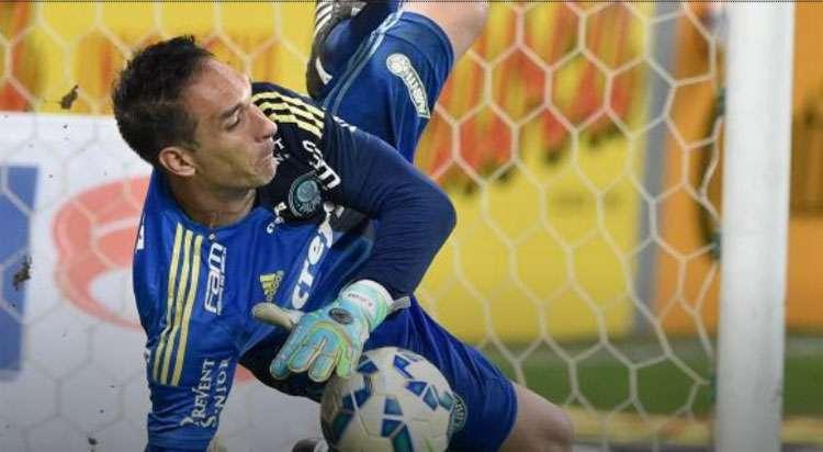 Palmeiras bate Santos nos pênaltis e é campeão da Copa do Brasil