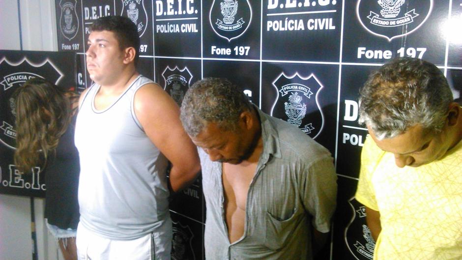 Roubo de celular leva à prisão de envolvido em sequestro e morte de idoso