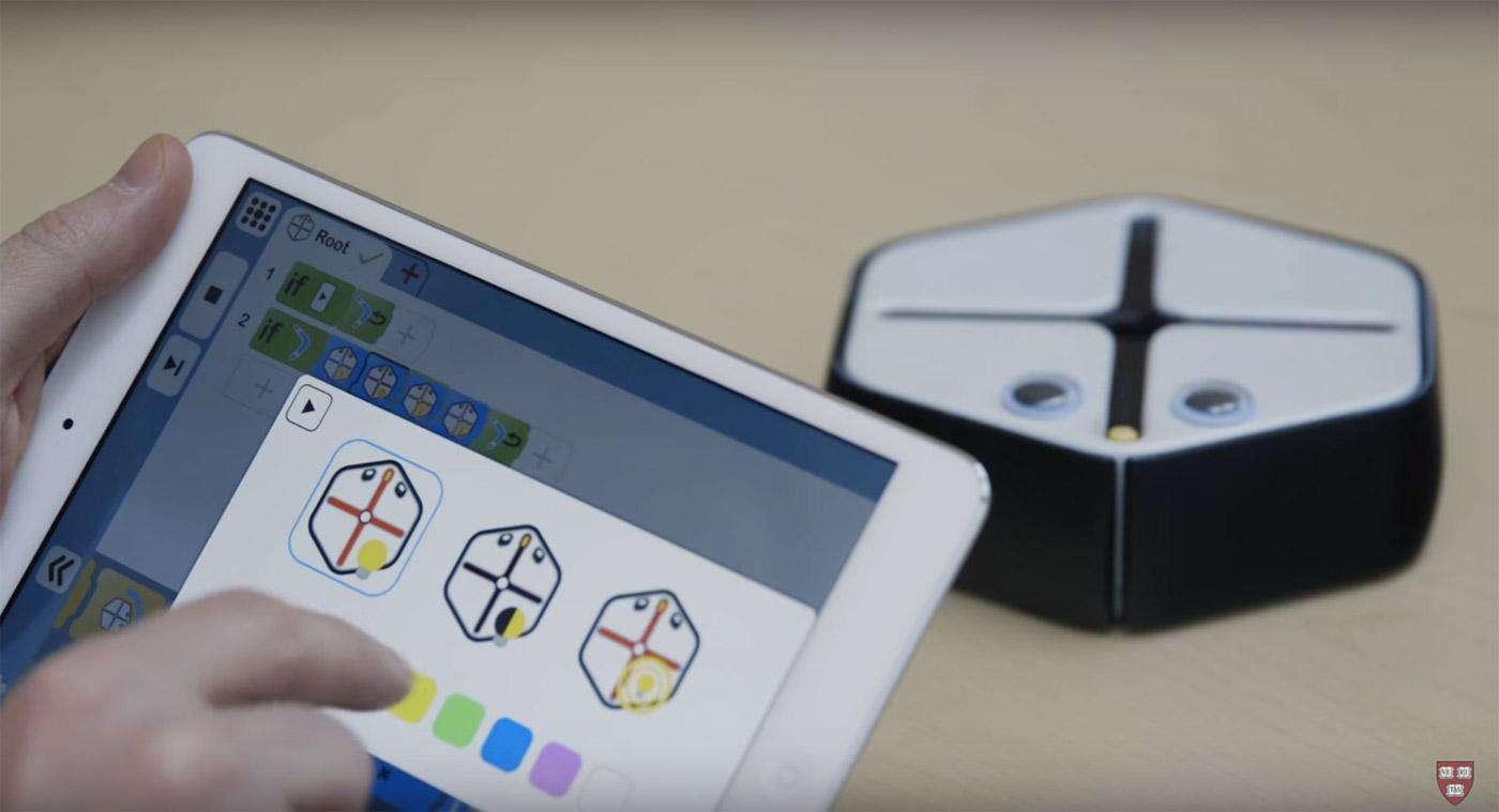 Harvard cria robô para encorajar programação em crianças