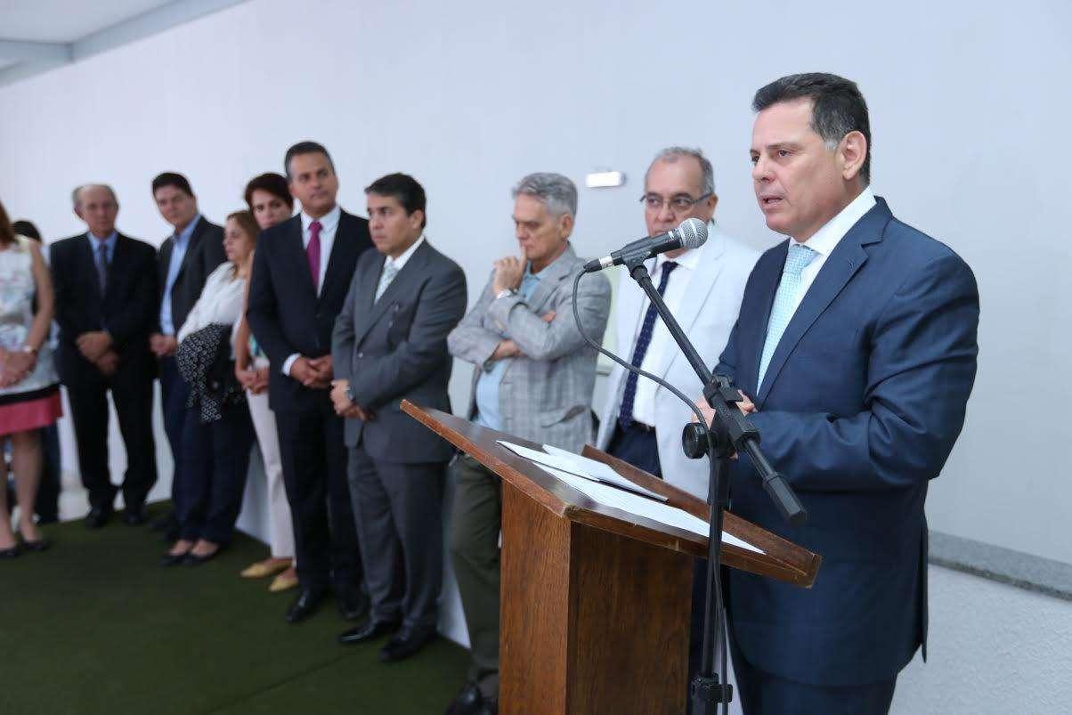 Marconi Perillo diz que governo atua para evitar desvios como os flagrados pela Operação SOS Samu