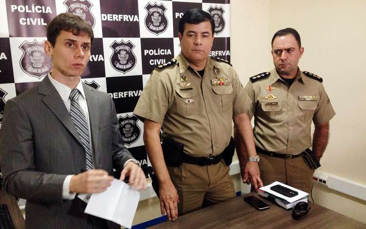 Presos servidores suspeitos de receber propina por vistoria no Detran
