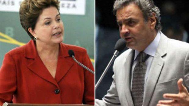Dilma mantém 52% e Aécio 48%, diz Datafolha