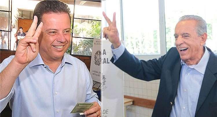 Ibope/TV Anhanguera: Marconi Perillo tem 60% e Iris Rezende, 40%